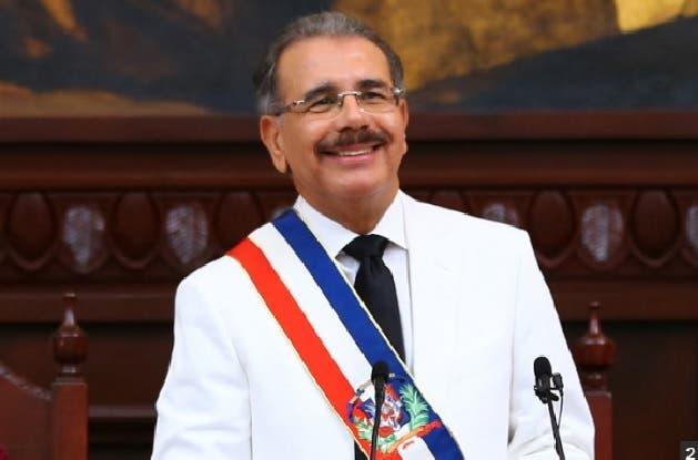 Danilo Medina ivestidura