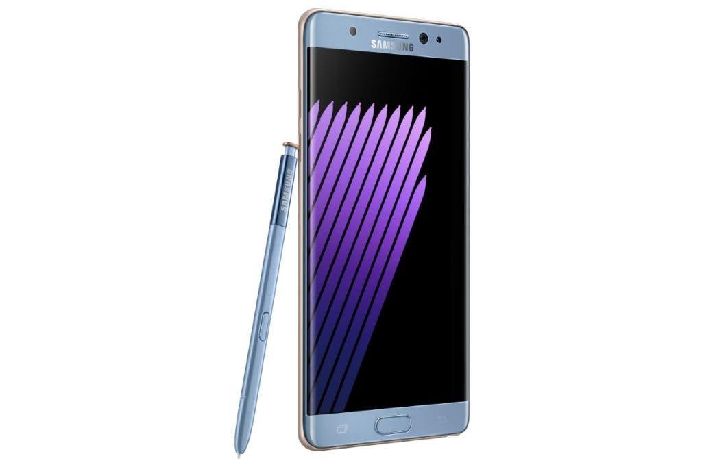 Samsung volverá a vender sus Galaxy Note 7 en Corea del Sur este semana