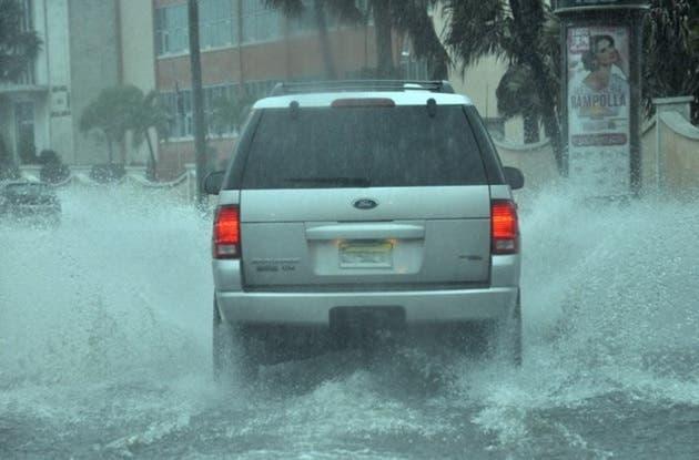 LLuvias en RD