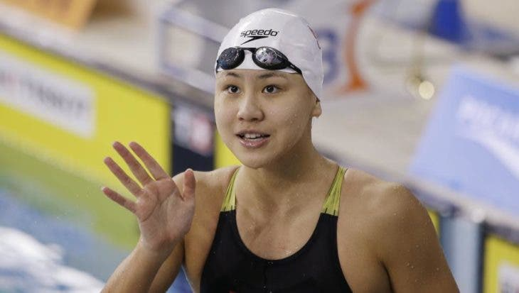 Nadadora china, el primer caso de dopaje en Río