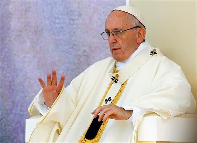 Papa Francisco. Fuente externa.