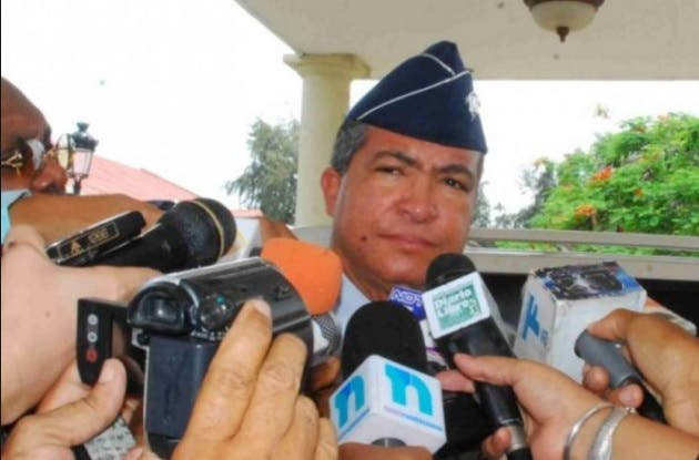 Ex secretario de las FFAA Rafael Peña Antonio.