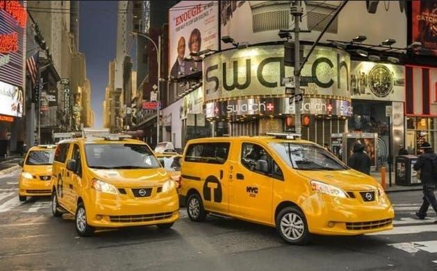 Taxis en NY