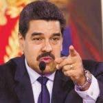 El presidente de Venezuela, Nicolás Maduro. AP