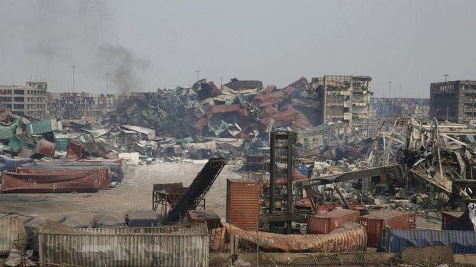 Explosión en central eléctrica de China deja 21 muertos