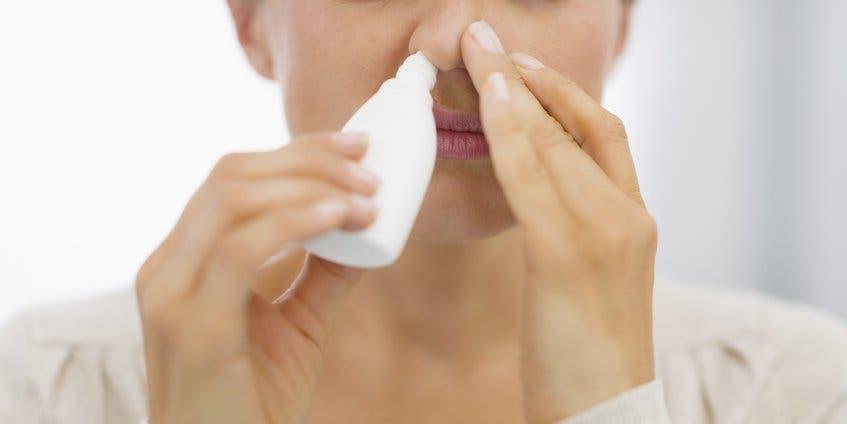Vacunas genéticas contra la hepatitis B, administradas por espray nasal