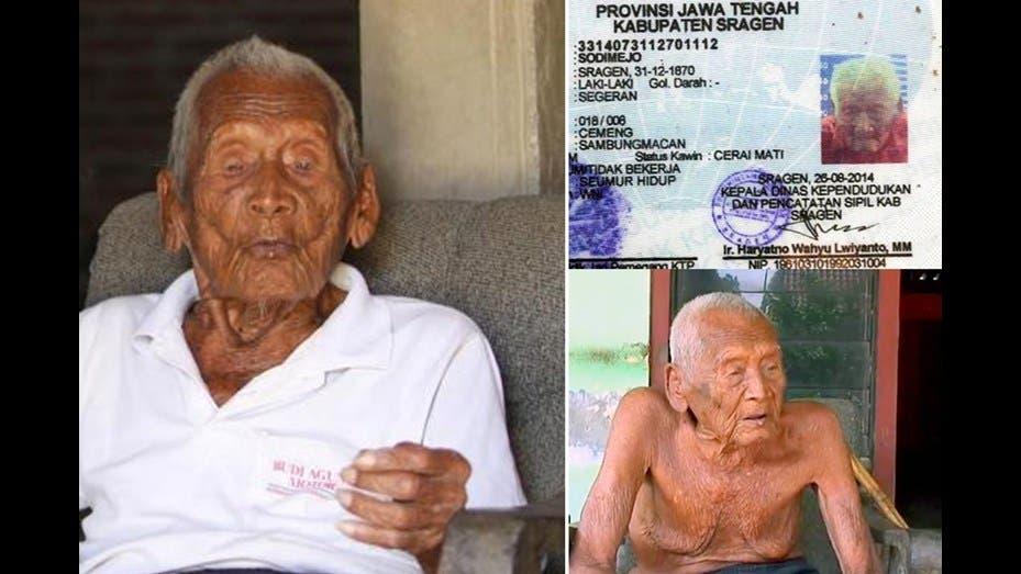 """Sodimejo alias """"Mbath Gotho"""", de 145 años de edad,"""
