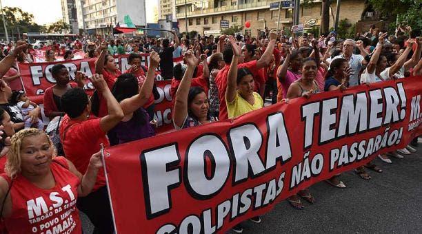 Brasil pasa últimos momentos antes de votación de Rousseff