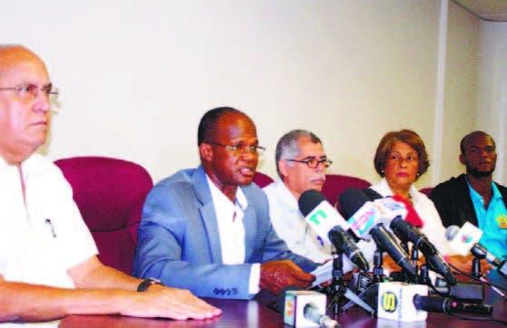 Foro Ciudadano critica actuación MP; apoya marcha