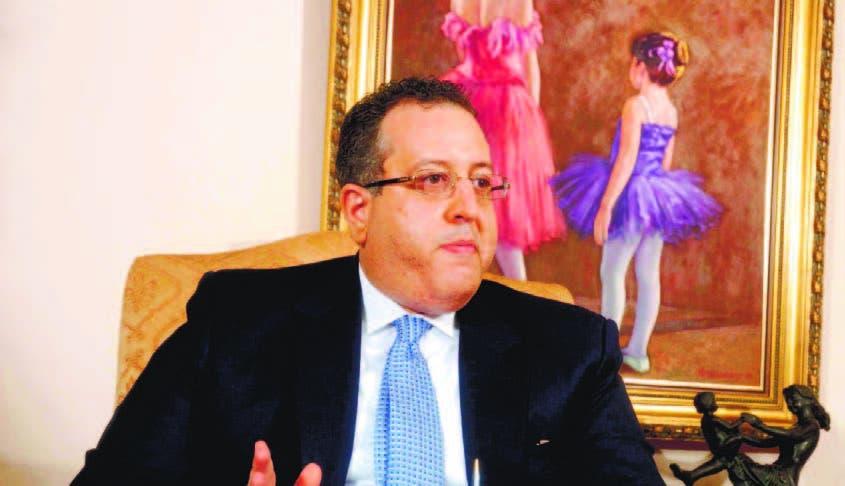 Magín J. Díaz, director de la DGII.