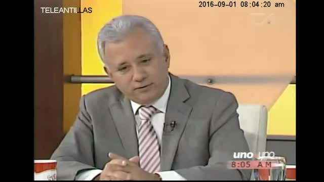 Entrevista a Antonio Taveras Guzmán, presidente de la AEIH