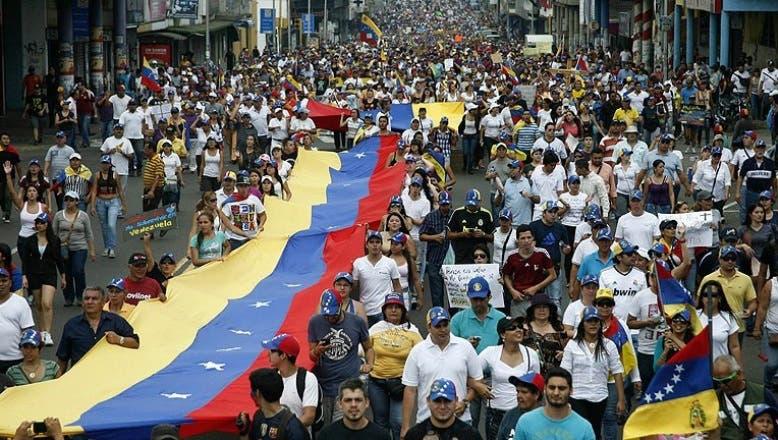 Oposición venezolana convoca protestas para intensificar presiones a favor de referendo