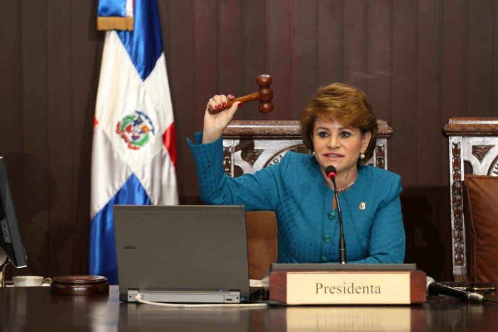 Cámara de Diputados, Lucía Medina