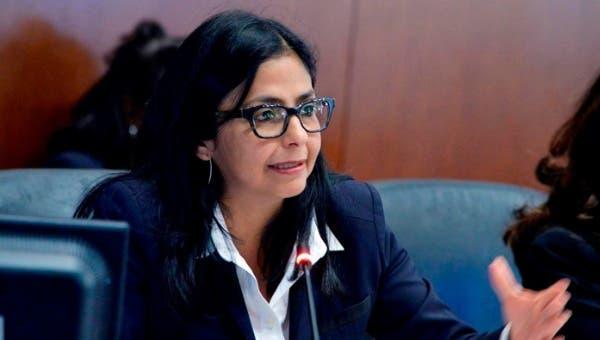La ministra venezolana de Relaciones Exteriores, Delcy Rodríguez, será la oradora por ese país ante la Asamblea General.