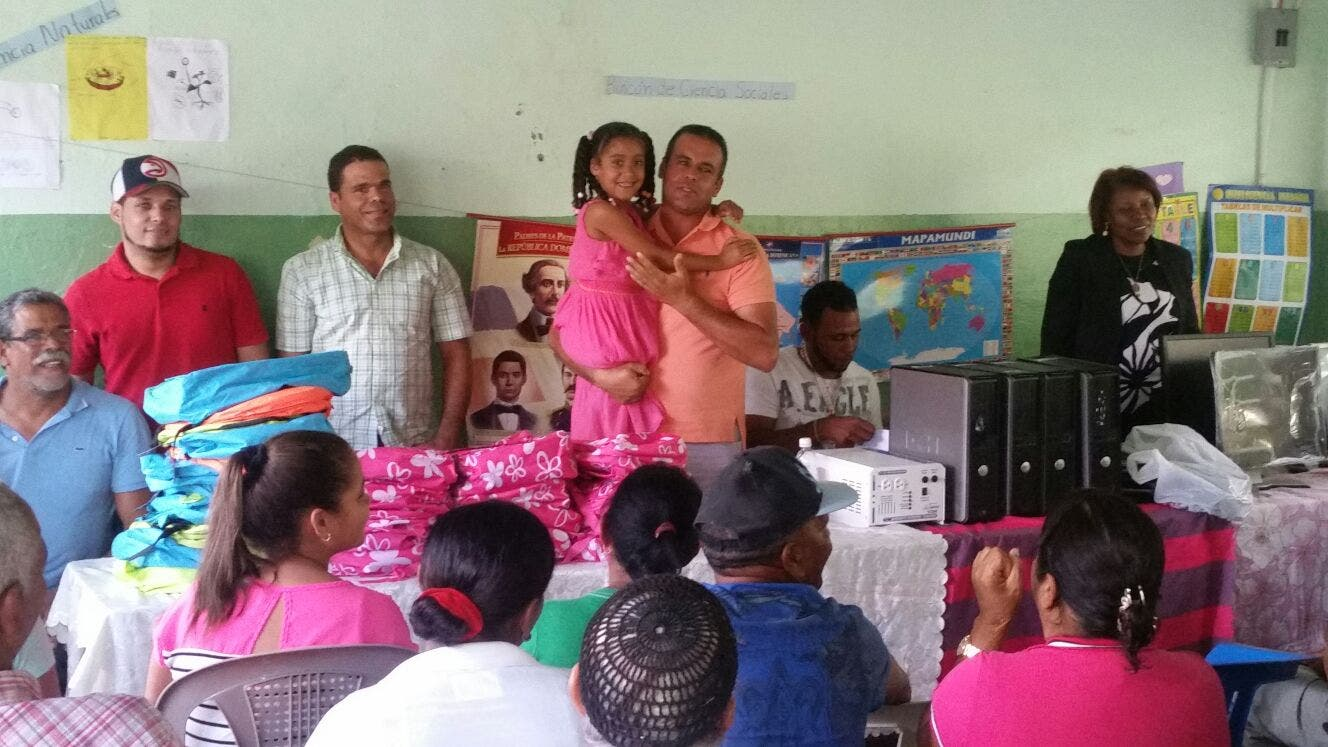 Fundación Eudoro Pujols realiza jornada en comunidades pobres de san José de Ocoa