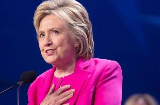 Hilary Clinton Y