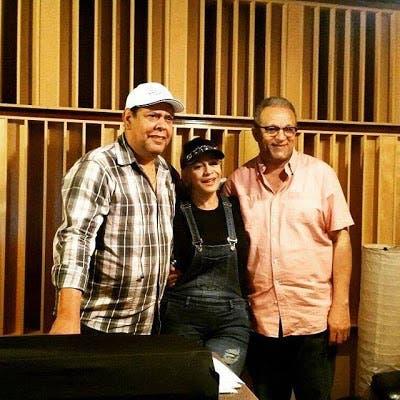 Miriam Cruz y Fernando Villalona
