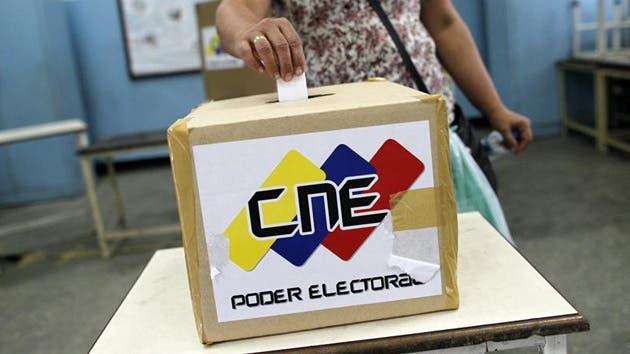 Poder Electoral venezolano última discusiones para siguiente fase revocatorio Caracas