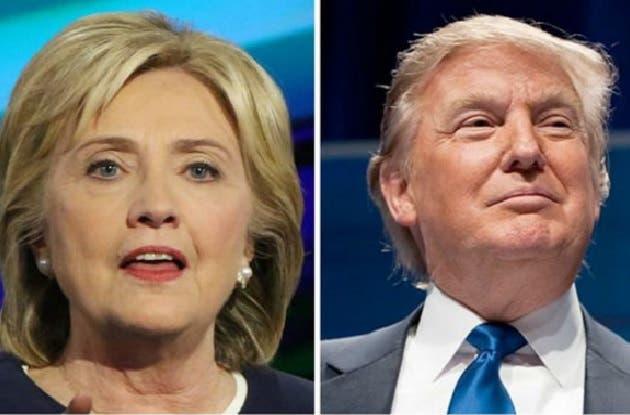 El primer debate presidencial Clinton-Trump será el más visto de la historia