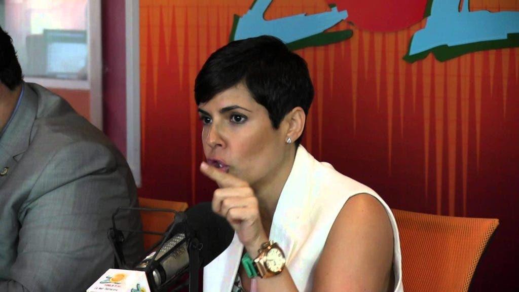 Yolanda Martínez. Fuente externa.