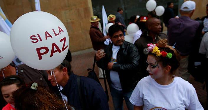 Colombia vota el domingo un plebiscito sobre histórica paz