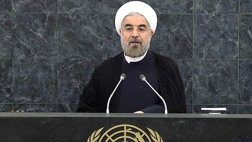 El presidente de Irán, Hassan Rohani acusa a EEUU de faltar al acuerdo nuclear.