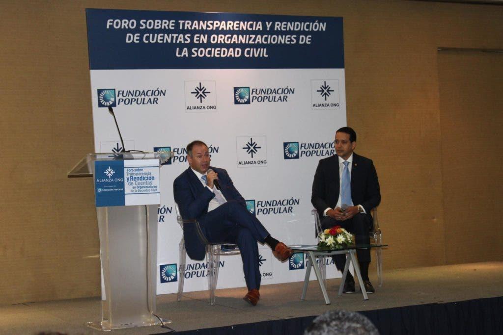 Foro internacional sobre Transparencia y Rendición de Cuentas en las Organizaciones de la Sociedad Civil.