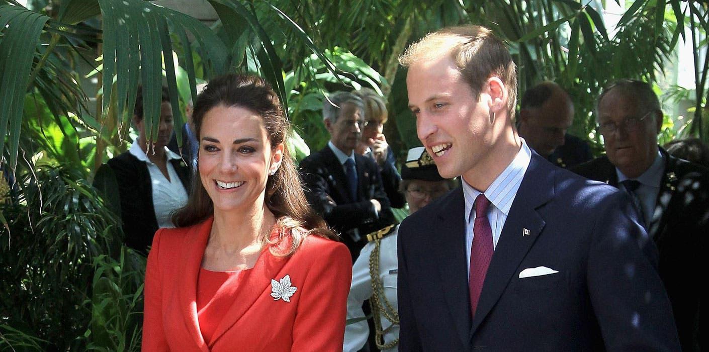 Príncipe Guillermo y su esposa Catalina explorarán los grandes paisajes de Canadá