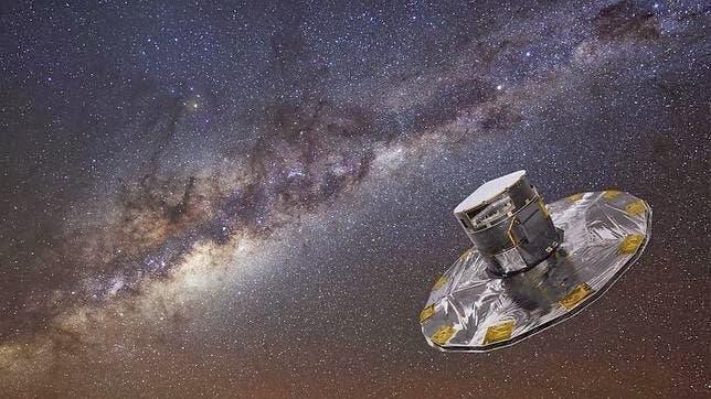 telescopio espacial Gaia