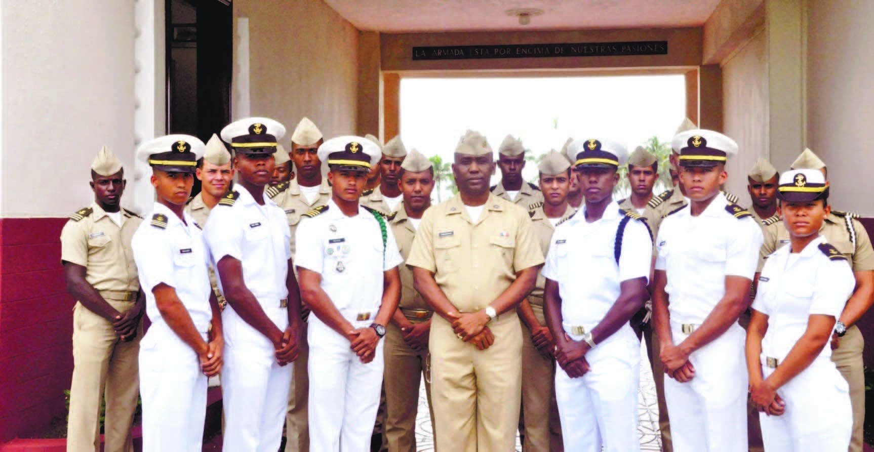 Academia Naval Sinónimo de vocación, valores y disciplina