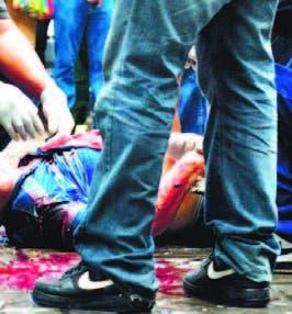 MIP afirma homicidios   bajan  6%  en nueve meses