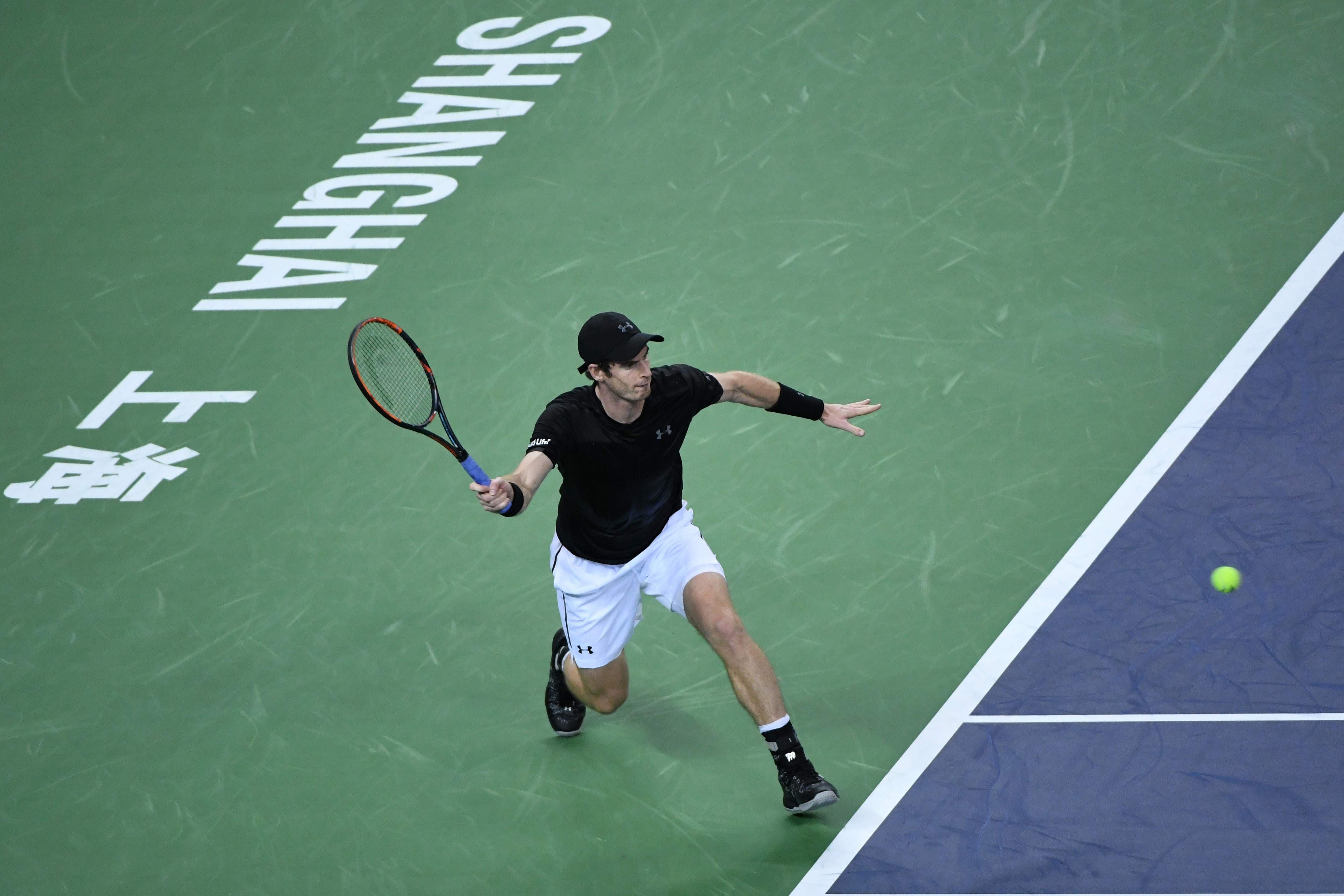 Murray avanza a semifinales tras una cómoda victoria ante el belga Goffin