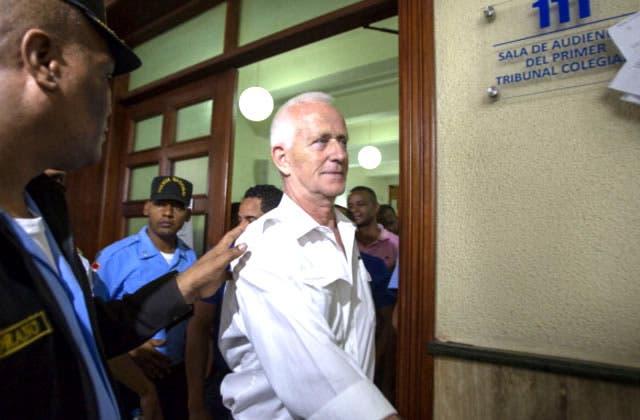 Aplazan fallo sobre apelación de francés condenado a 20 años por narcotráfico