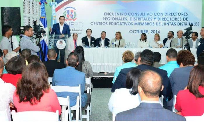 Andrés Navarro y directores 6