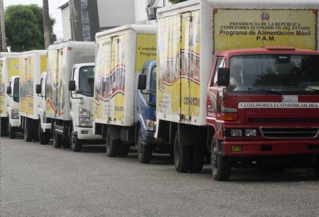 De camino ayuda dispuesta por el Gobierno dominicano a Haití