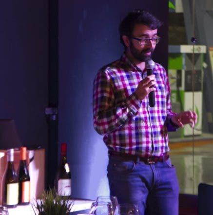 Eduardo Garcia Director Comercial de Vinos Borsao