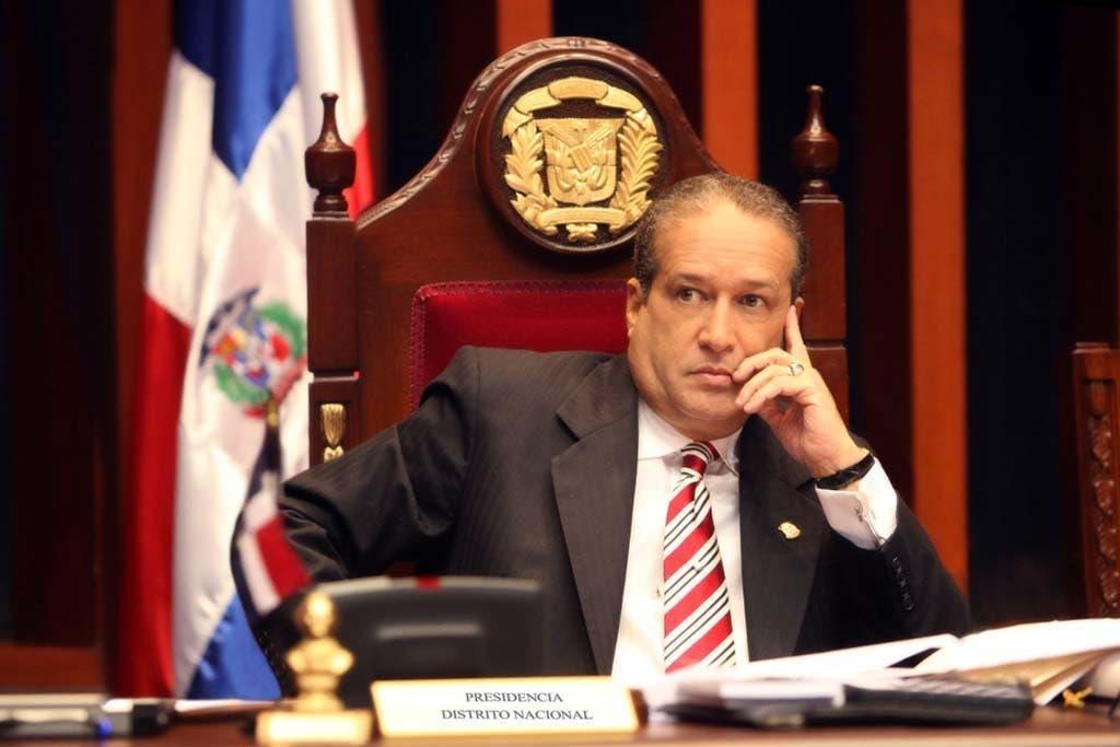El presidente del Senado de República Dominicana Dr. Reinaldo Pared Pérez. Hoy/ Fuente Externa.