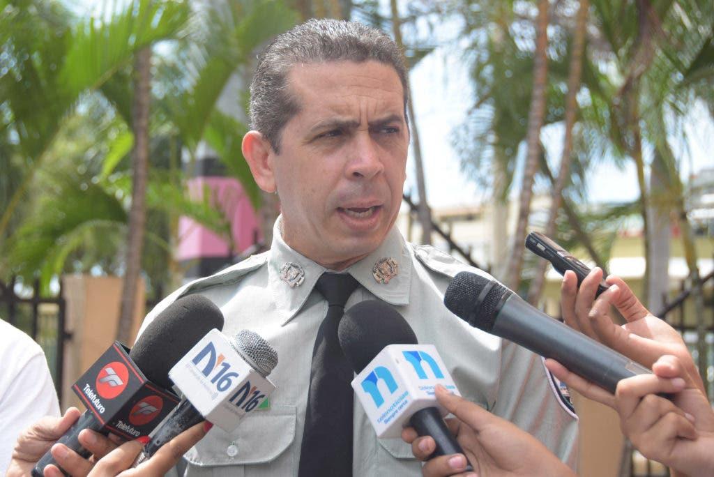 Diego Pesqueira, vocero de la AMET.