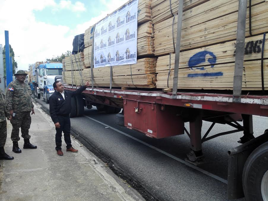 INVI lleva materiales de construcción  a Haití tras el paso de Mathew por el Caribe