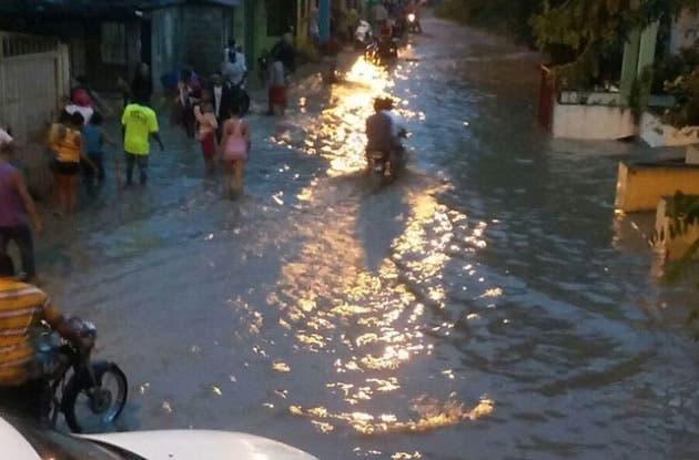 Resultado de imagen para moca espaillat inundada