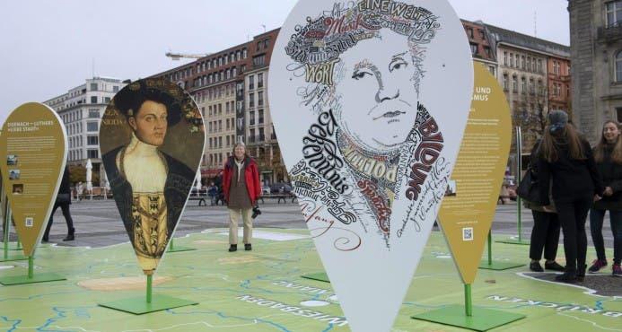Papa Francisco llega a Suecia a celebración de la Reforma Luterana