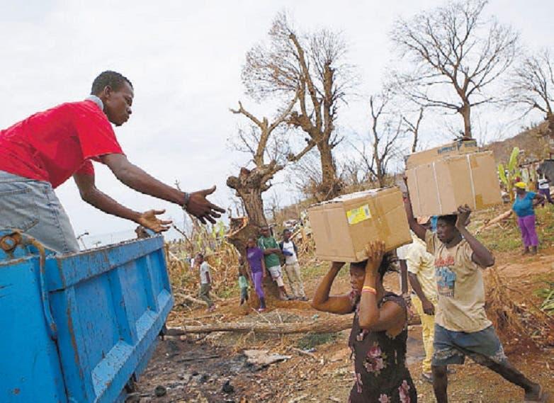 Pobreza y falta de previsión socavan a Haití frente a embates de naturaleza