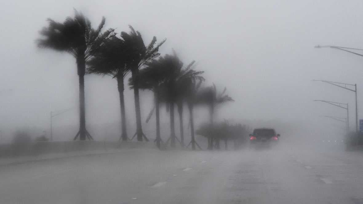 Tormenta tropical Harvey pasa por islas del oriente caribeño
