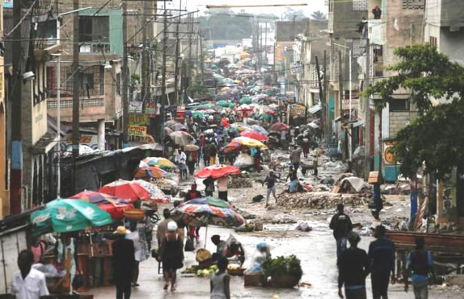 El huracán Matthew provocó daños por casi 2.000 millones de dólares