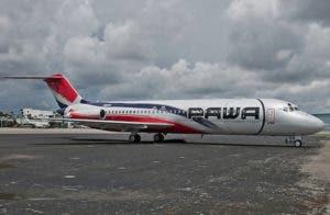 Les contamos en qué está el caso de la aerolínea Pawa Dominicana