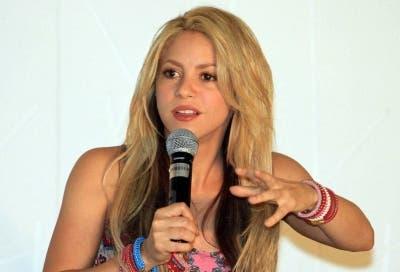 Hacienda española denuncia a Shakira  por presunto delito fiscal