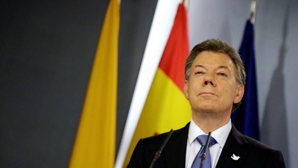 """Presidente Santos pide caso Odebrecht sea resuelto a la """"mayor brevedad"""""""