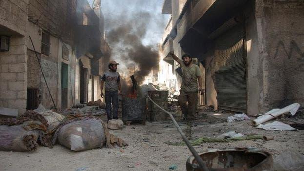 Enfrentamientos en Siria, pese a tregua