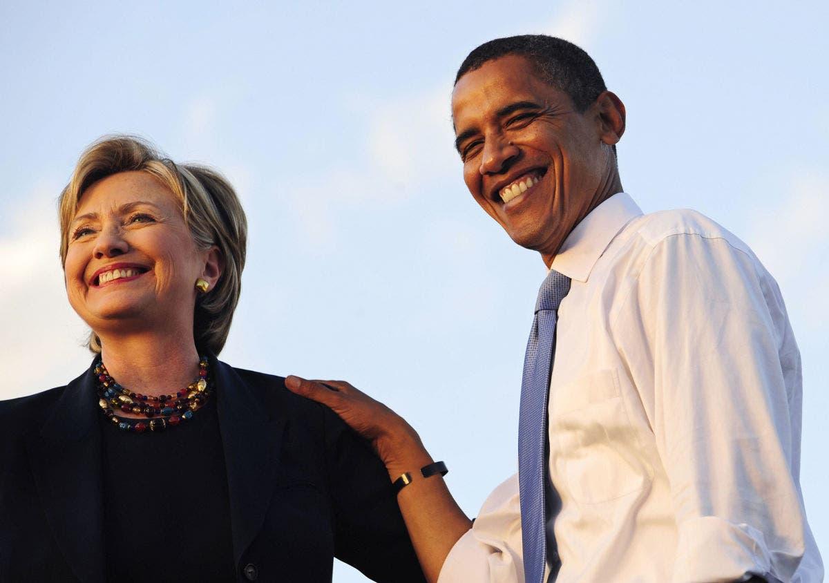 Obama saca anuncio en apoyo de Clinton