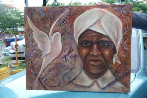 Mamá Tingó: símbolo de la lucha de los derechos del campesino